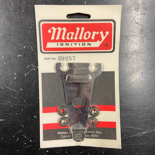 Mallory Wire Loom Kit, Chrome, 2 Hole, LG