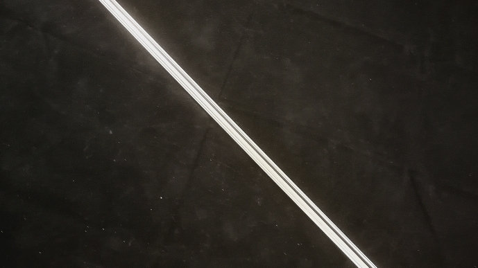 1932 Ford Hood Centre Strip (32 inch long)