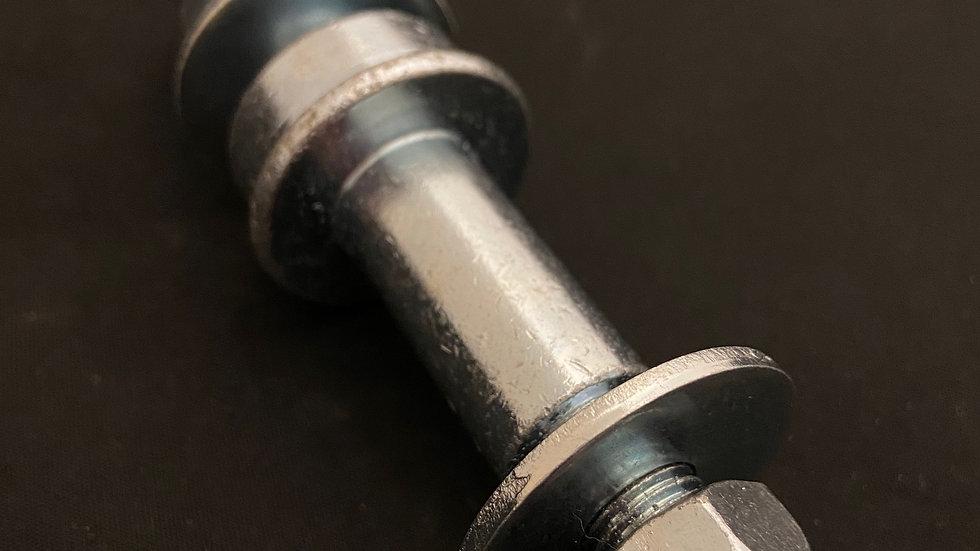 Tube shock mount stud bolt
