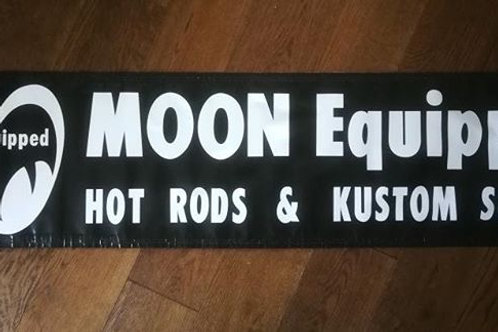 Black Mooneyes Banner