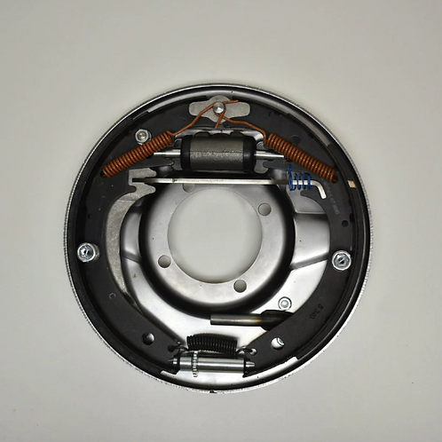 1928-1931 rear backing plate assembly