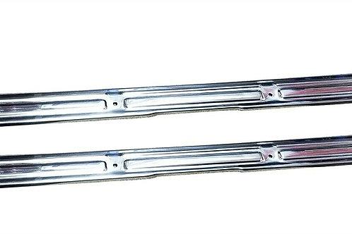 60-66 CHEVROLET & GMC TRUCK CHROME STANDARD DOOR SILL PLATE