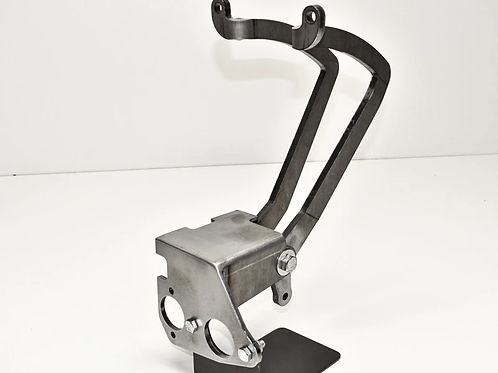 Manual Brake and Clutch Pedal Assembly