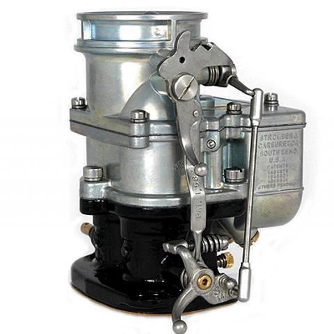Stromberg 97 LZ Push Throttle Cable Choke - 9510A-LZC