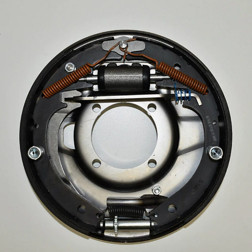 1932-1934 rear backing plate assembly