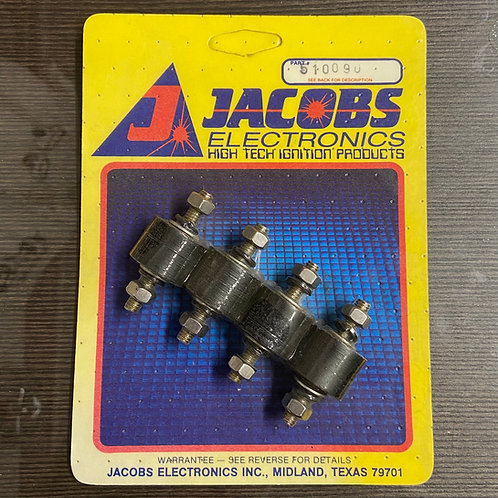 Jacobs Shock Resistant Mounting Feet Large