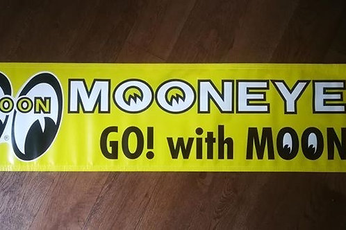 Yellow Mooneyes Banner