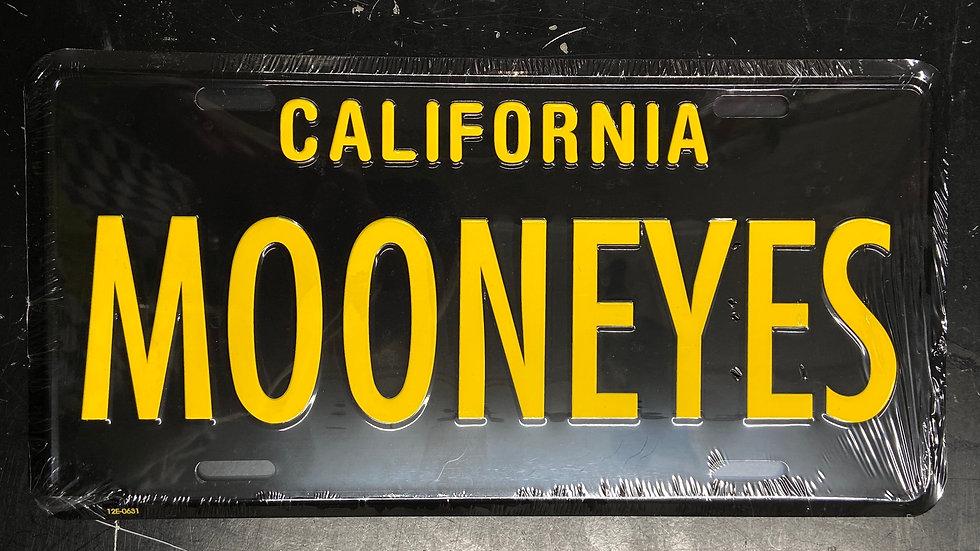 MOONEYES MOONEYES Licence Plate