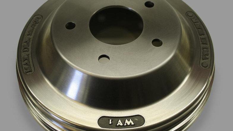 40's Ford-Lincoln brake drum