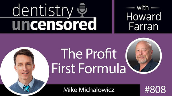 The Profit First Formula with Howard Farran and Mike Michalowicz