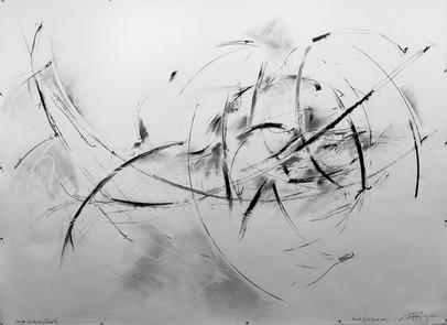 Iarnaich Sgriòb Seomar neach(Iron Lines Drawing 1)