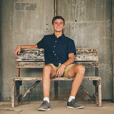 Jake Ficek Senior Photos
