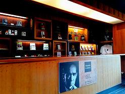 Vestíbulo del Centro de Recepción de Visitantes Alejandro Casona de Besullo