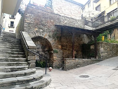 Cangas del Narcea - La antigua Fuente