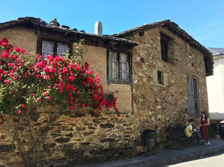 Casa Xuacón. Sede de la Comunidad Evangélica de Besullo
