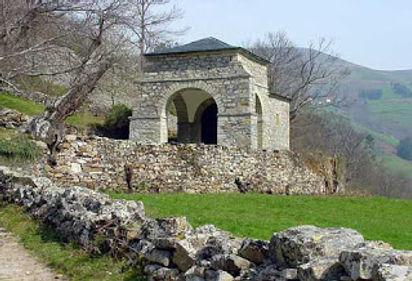 Ermita de Nuestra Señora de Las Veigas, en Besullo (Cangas del Narcea)