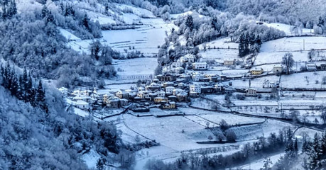 Besullo nevado. 02/01/2021