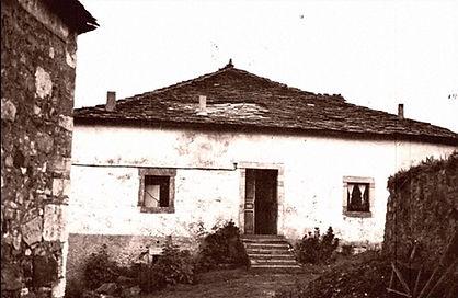La Casona de Besullo antes del incendio