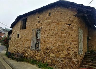 Casa de Xuacón, sede de la capilla y la escuela evangélicas, en la actualidad