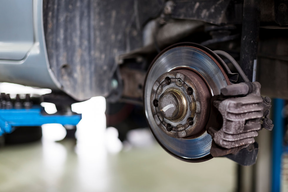 Auto Keepers Brakes & Suspension