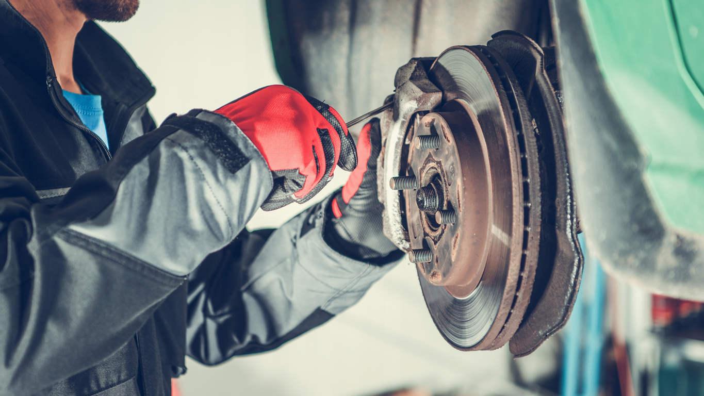 Brakes, Shocks, Steering, Mechanical