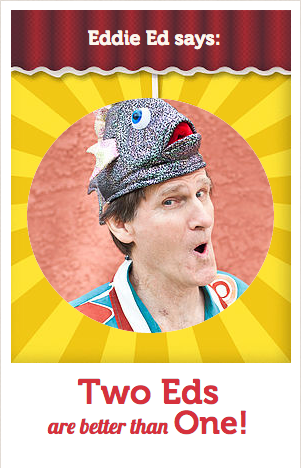 Eddie Ed as El Fish