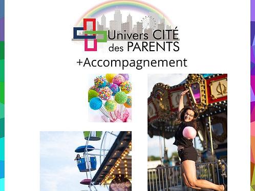 Univers Cité des Parents + Accompagnement
