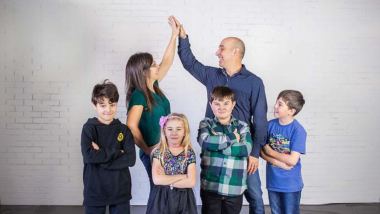 Photo de famille pour La Filiale