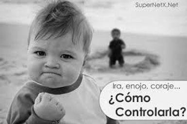 Autocontrol: Cuando la rabia está descontrolada