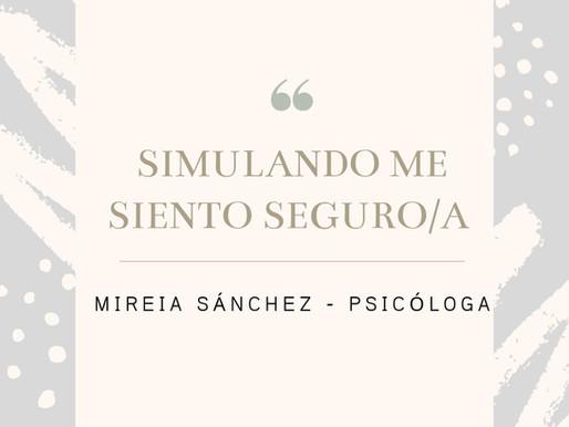 SIMULANDO ME SIENTO SEGURO/A