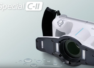 No more DSLR no more wrist RSI  ?  Really ?  Dedicated Dental Camera
