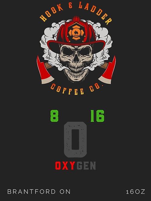 Oxygen by Hook & Ladder Coffee Co.
