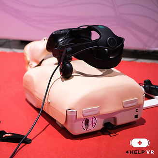 Virtual Reality CPR