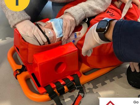 Cervical Collars - Emergency Medical Responder (EMR)