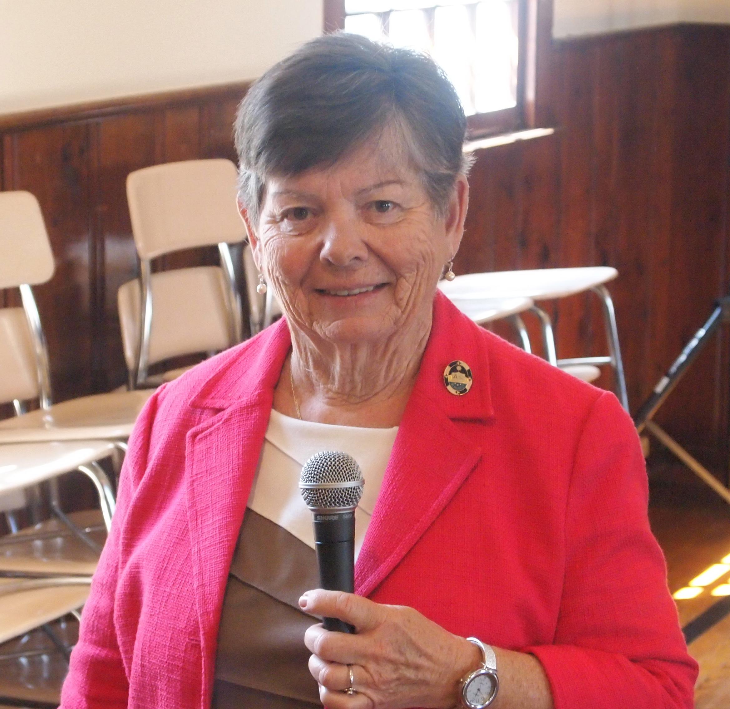 Sister Liz Engel, OP