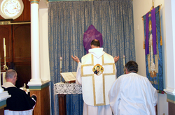 Lady Chapel: Annunciation Mass