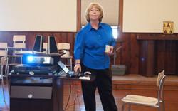Cynthia Griffin: Women's Bible Study