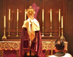 Benediction In Lent