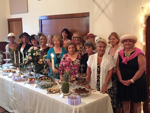 Women's Evangelism Tea