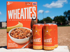 Beer: The Breakfast of Co-Branding Champions