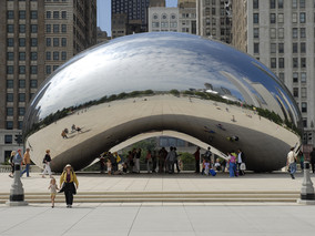 Cloud Gate-Gate