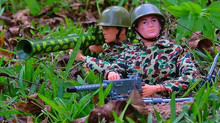 G.I. Joe Fortifies For Battle Over... Copyright?