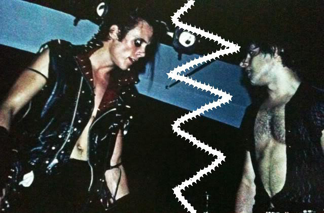 L- Jerry Only, R- Glenn Danzig