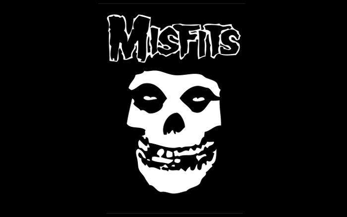 The Curse Of The Misfits Skull Logo Bortz Law Firm Chicago