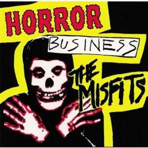 Horror Business cover art