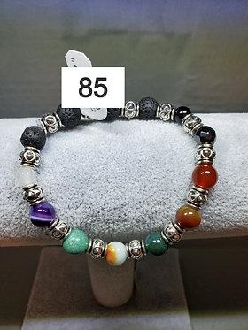 Virgo Chakra Bracelet