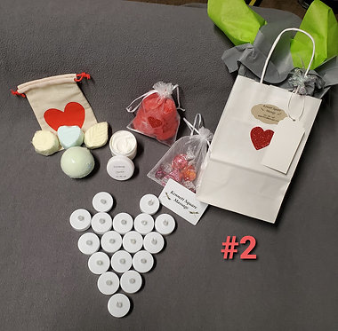 #2 Pre-packaged Valentine's Gift