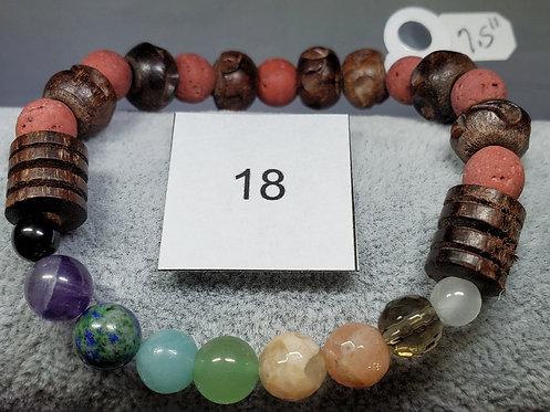 Full Chakra Bracelet