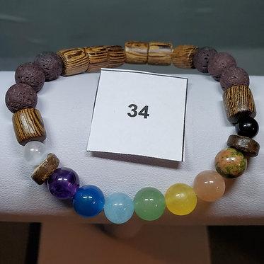 Pisces Chakra Bracelet