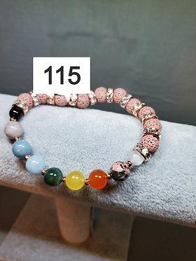 Cancer Chakra Bracelet